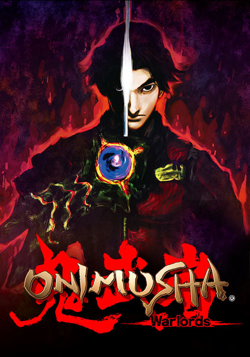 Onimusha: Warlords / 鬼武者 - Cover