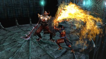 Screenshot2 - Onimusha: Warlords / 鬼武者