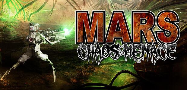 Mars: Chaos Menace - Cover / Packshot
