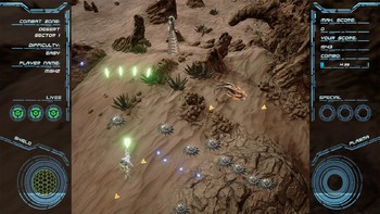 Screenshot5 - Mars: Chaos Menace