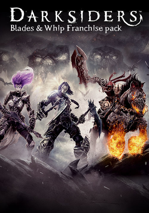Darksiders Blades & Whip Franchise Pack - Cover