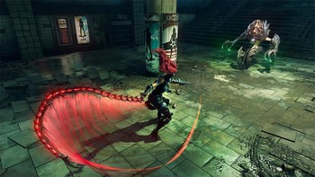 Screenshot2 - Darksiders Blades & Whip Franchise Pack