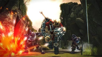 Screenshot5 - Darksiders Blades & Whip Franchise Pack