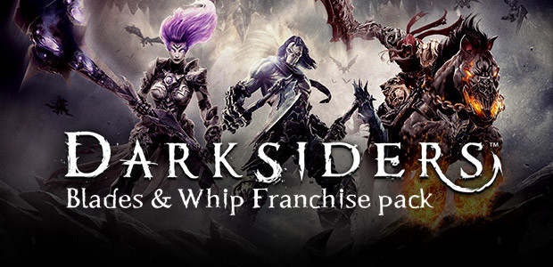Darksiders Blades & Whip Franchise Pack - Cover / Packshot