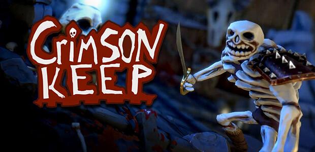 Crimson Keep - Cover / Packshot