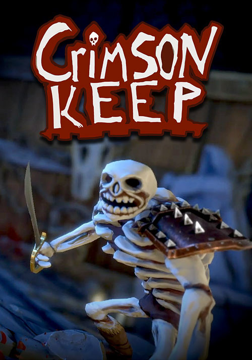 Crimson Keep - Cover