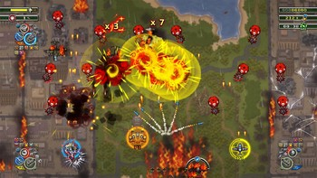 Screenshot4 - Aces of the Luftwaffe - Squadron