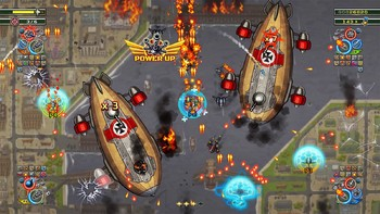 Screenshot1 - Aces of the Luftwaffe - Squadron