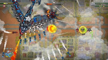 Screenshot1 - Aces of the Luftwaffe Squadron - Nebelgeschwader