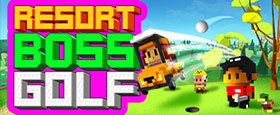 Resort Boss: Golf | Tycoon Management Golf Game