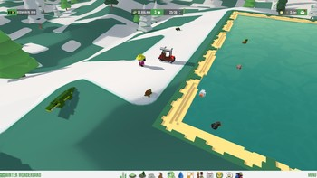 Screenshot10 - Resort Boss: Golf