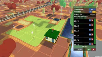 Screenshot8 - Resort Boss: Golf | Tycoon Management Golf Game