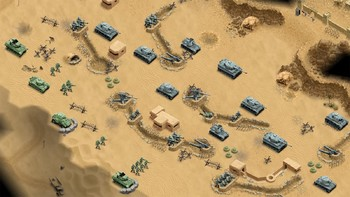 Screenshot3 - 1943 Deadly Desert