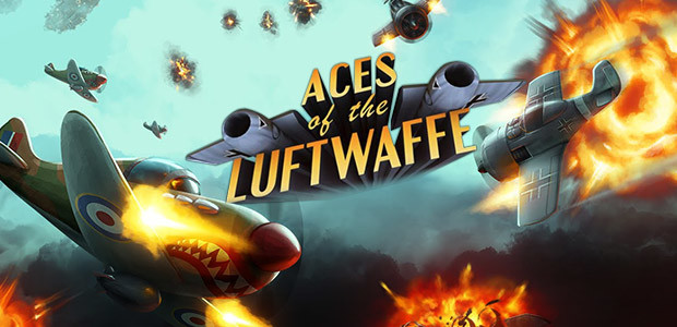 Aces of the Luftwaffe - Cover / Packshot