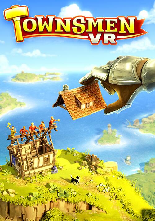 Townsmen VR - Cover