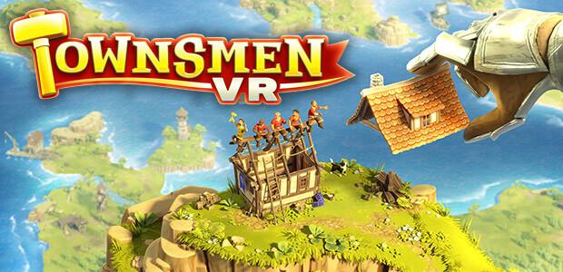 Townsmen VR - Cover / Packshot