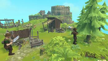 Screenshot1 - Townsmen VR