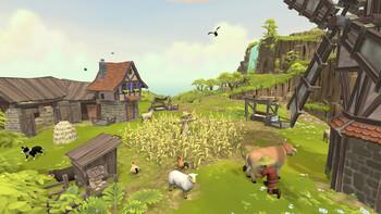 Screenshot3 - Townsmen VR