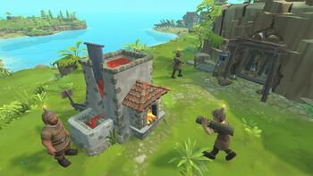 Screenshot7 - Townsmen VR