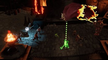 Screenshot3 - Devil and the Fairy