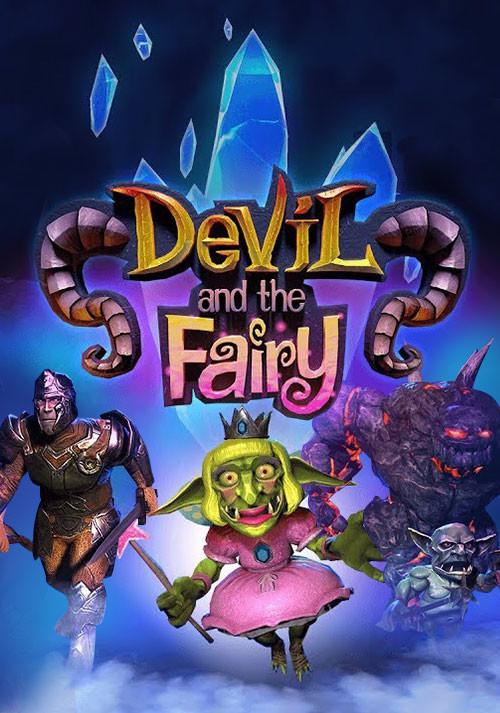 Devil and the Fairy - Cover