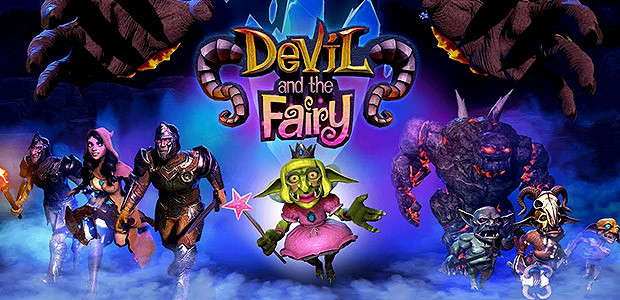 Devil and the Fairy - Cover / Packshot