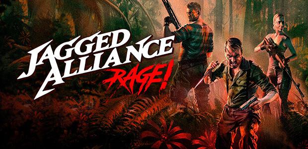 Jagged Alliance: Rage! - Cover / Packshot