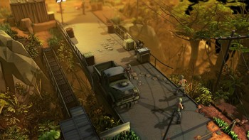 Screenshot1 - Jagged Alliance: Rage!