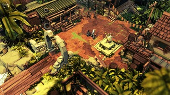 Screenshot3 - Jagged Alliance: Rage!