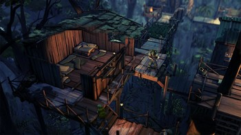 Screenshot4 - Jagged Alliance: Rage!