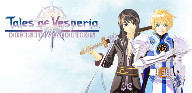 Tales of Vesperia: Definitive Edition - Cover / Packshot