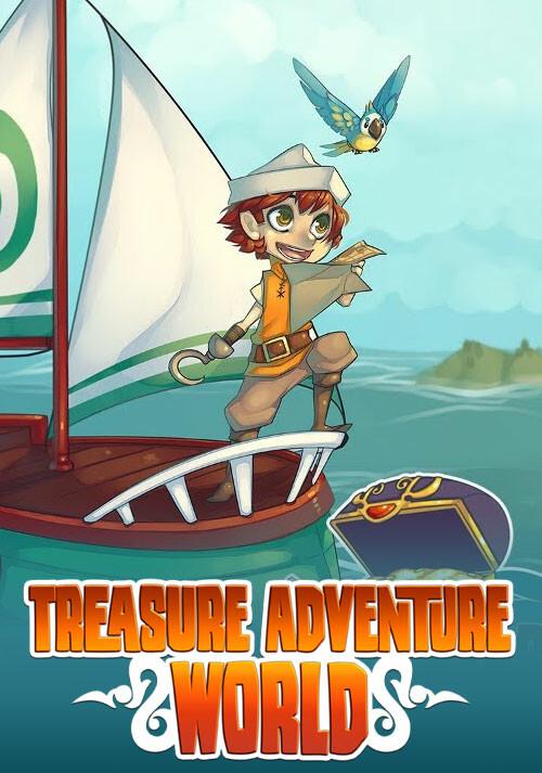 Treasure Adventure World - Cover