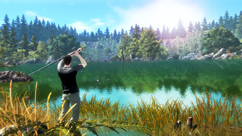 Screenshot3 - PRO FISHING SIMULATOR