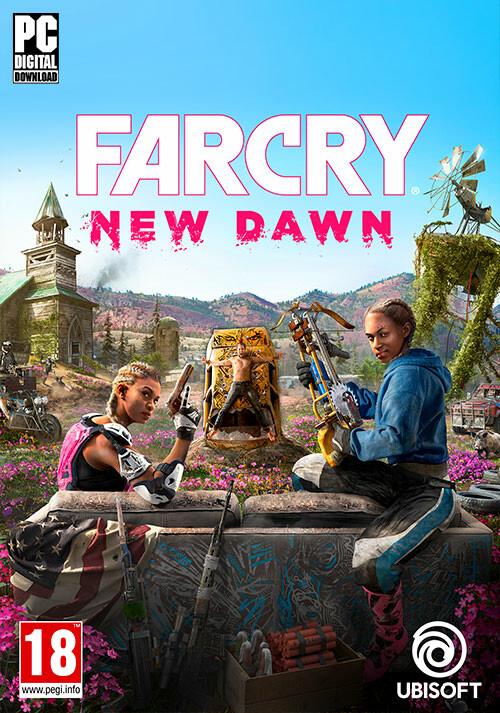 Far Cry: New Dawn - Cover