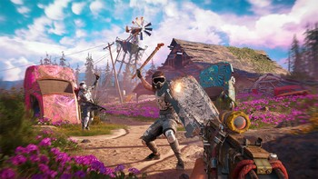 Screenshot1 - Far Cry: New Dawn