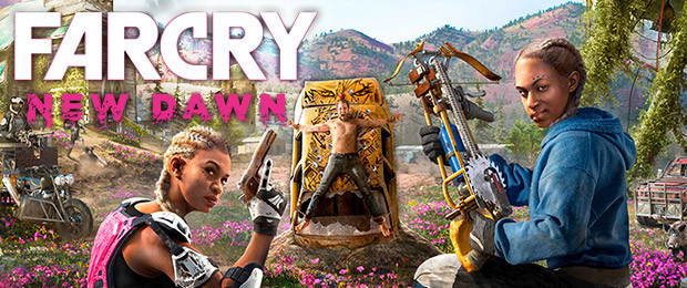 Far Cry: New Dawn Story Trailer and Gameplay Features Revealed