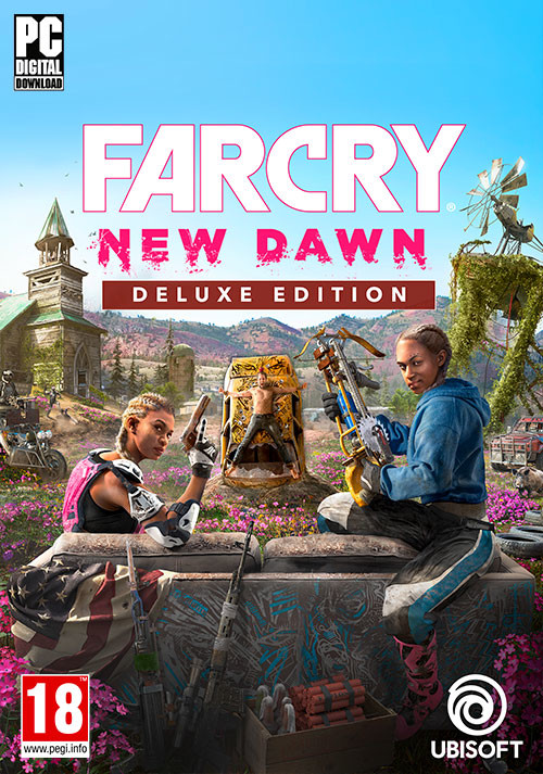 Far Cry: New Dawn - Deluxe Edition - Cover