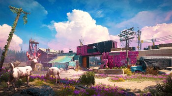Screenshot2 - Far Cry: New Dawn - Deluxe Edition