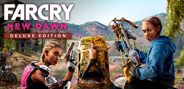 Far Cry: New Dawn - Deluxe Edition - Cover / Packshot