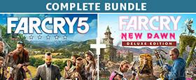 Far Cry 5 + Far Cry New Dawn Deluxe Edition Bundle