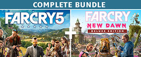 Far Cry 5 + Far Cry New Dawn Deluxe Edition Bundle