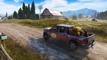 Screenshot1 - Far Cry 5 Gold Edition + Far Cry New Dawn Deluxe Edition Bundle