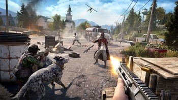 Screenshot3 - Far Cry 5 Gold Edition + Far Cry New Dawn Deluxe Edition Bundle