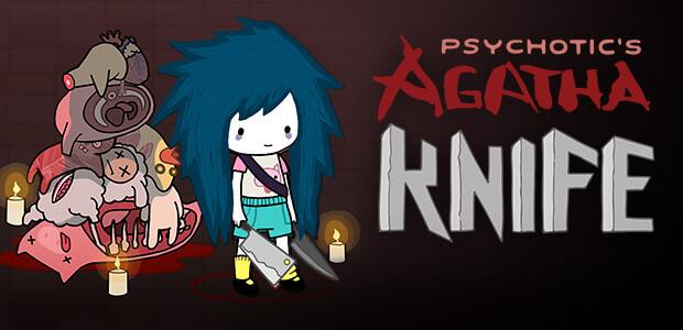 Agatha Knife - Cover / Packshot