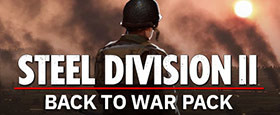 Steel Division 2 - Back To War Pack