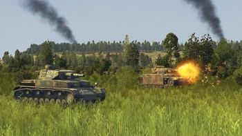 Screenshot3 - Steel Division 2 - Back To War Pack