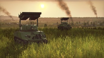 Screenshot6 - Steel Division 2 - Back To War Pack