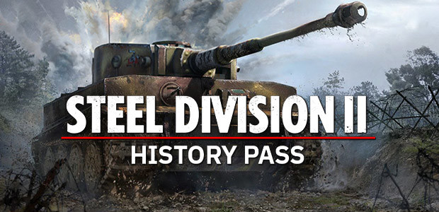 Steel Division 2 - History Pass - Cover / Packshot