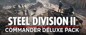 Steel Division 2 - Commander Deluxe Pack
