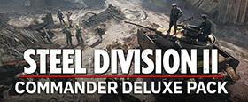 Steel Division 2 - Commander Deluxe Pack (GOG)